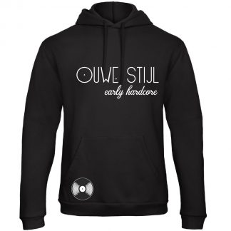 ouwe stijl early hardcore sweater