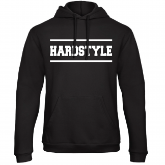Sweater hooded hardstyle
