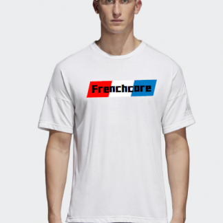 t shirt frenchcore man