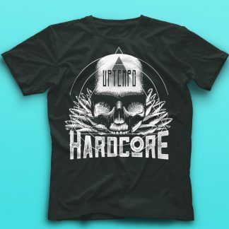 Hardcore t shirt uptempo