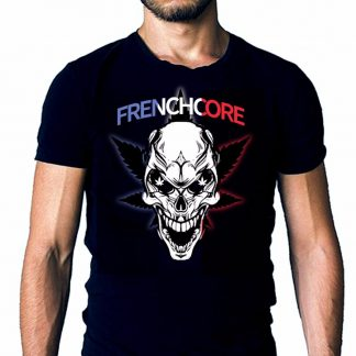 Frenchcore t shirts circus devil