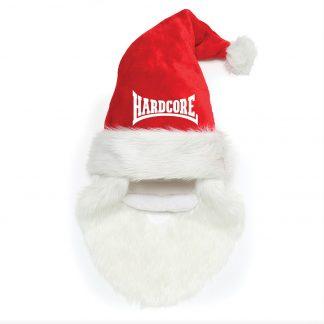 Kerst baard hardcore