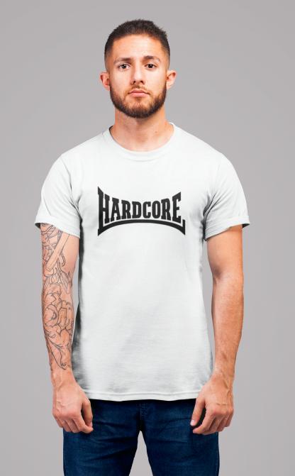 hardcore t shirt wit classic
