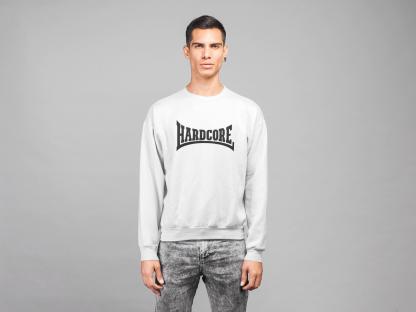 hardcore sweater trui
